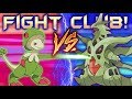 DARK TYPE vs GRASS TYPE! Competitive Pokemon ( PFC Type Tournament) #6