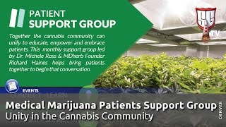 Medical Marijuana Patients Support Group - Unity in the Cannabis Community - Smokers Guide Colorado