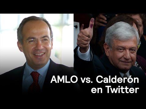 AMLO y Felipe Calderón se enfrentan en Twitter - Despierta con Loret