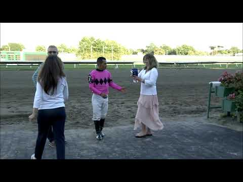 video thumbnail for MONMOUTH PARK 9-29-19 RACE 10