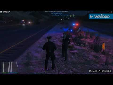 Dept. of Justice Cops #2 - Trooper Takedown