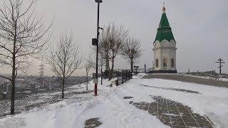 Красноярск с десятки: Часовня Параскевы Пятницы