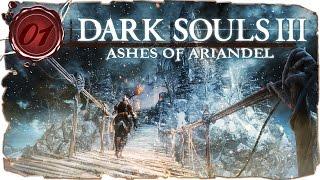 Пепел Арианделя   Прохождение Dark Souls 3: Ashes of Ariandel - Серия №1