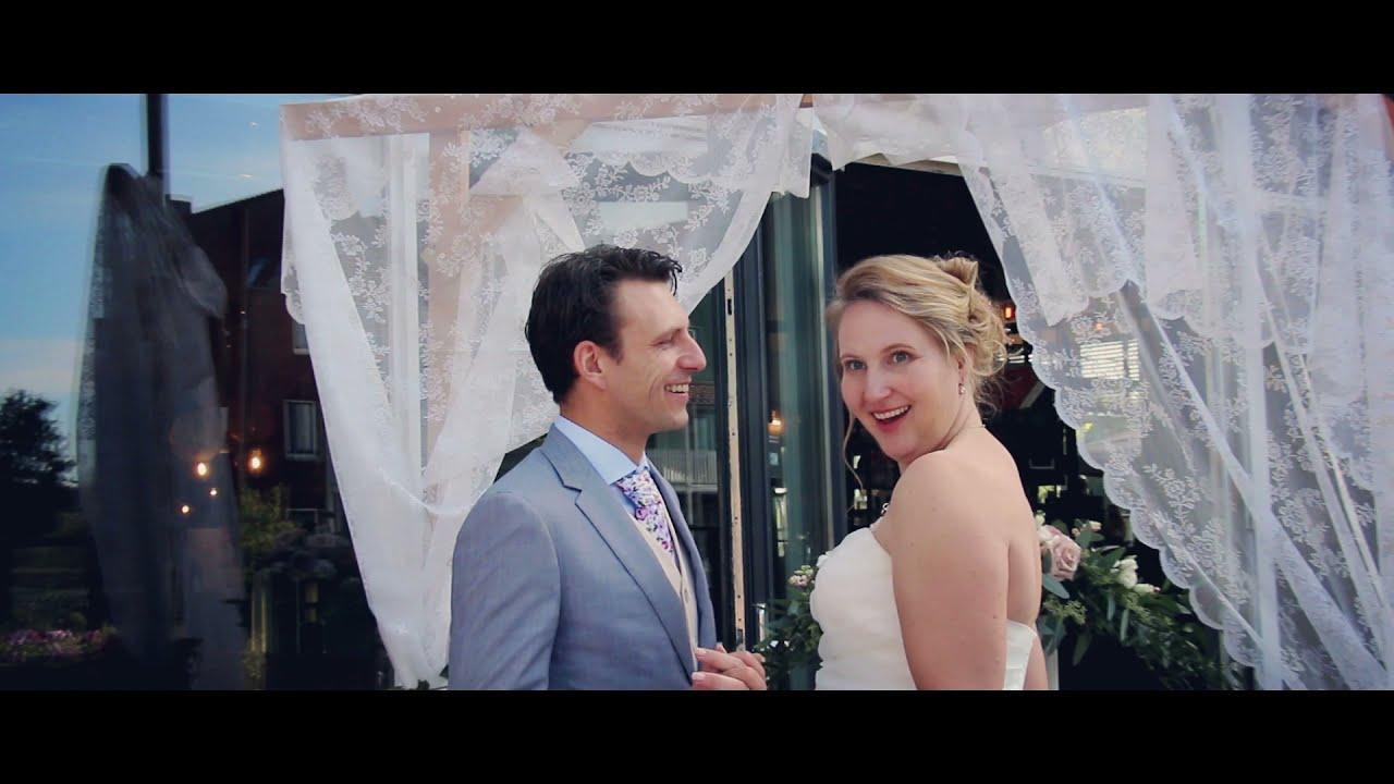 Promotievideo Restaurant Pieterman voor bruiloften -  Volendam