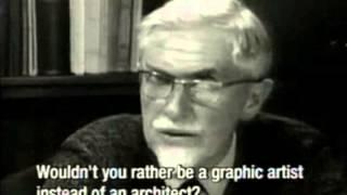 M.C. Escher - Interview 'Snippets' With Escher Himself