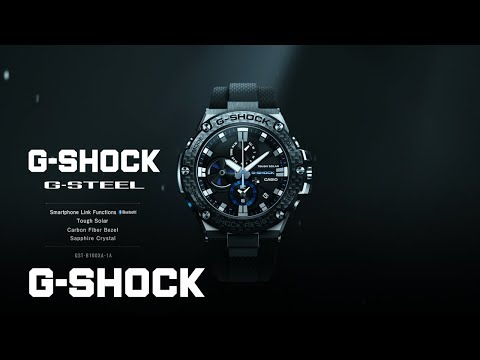 G Steel Bluetooth Chrono Solar Pv Youtube