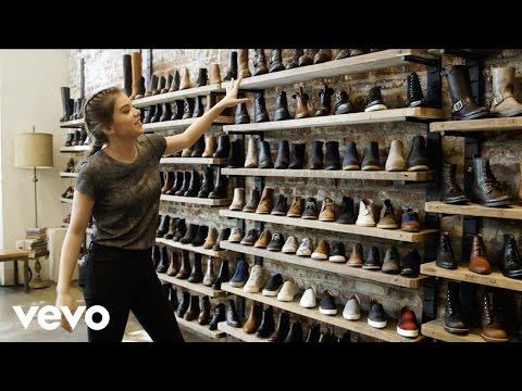 Hailee Steinfeld - Shoe Shopping (Vevo LIFT)