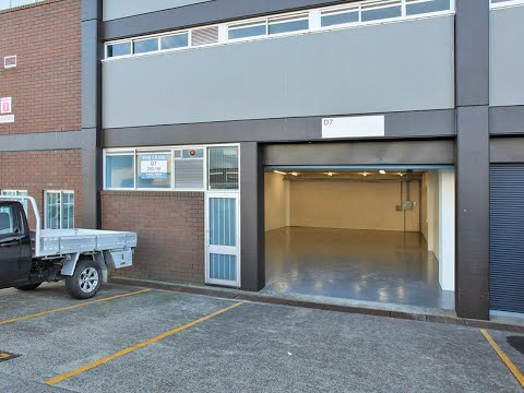 Lane Cove - 293 Sqm - Warehouse + Office Space -  ...