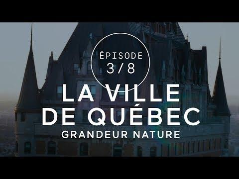 É03: La ville de Québec, grandeur nature | L'appel à lâcher prise
