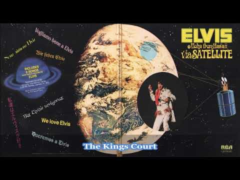Elvis Presley - Aloha From Hawaii Via Satellite 1973 - Full Album