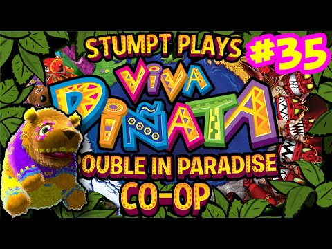 Viva Pinata: Trouble In Paradise - #35 - Fizzled Out