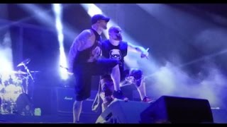 Download Mp3 Five Finger Death Punch - Wash It All Away W / Phil Labonte Of All That Remains