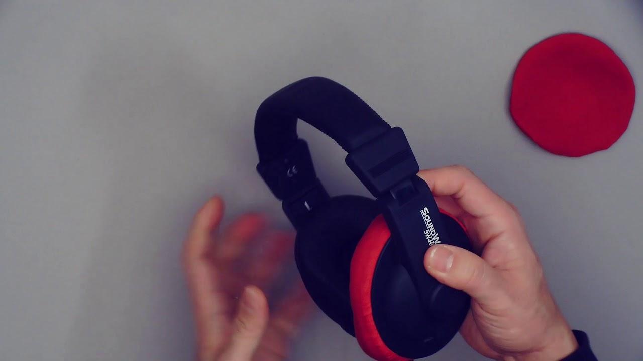 Download SOUND WARRIOR SW-HP10sのイヤーパッドをmimimamoで修理・保護 Repair ear pads with mimimamo 用mimimamo修復耳墊