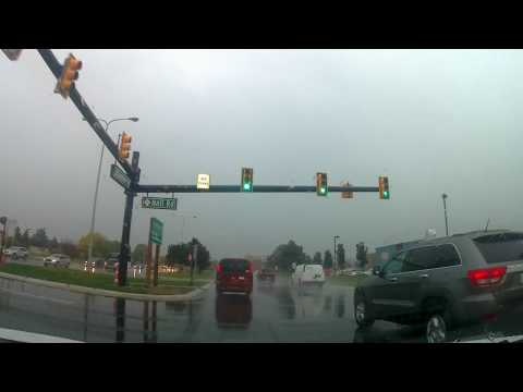 Driving from Macomb, Michigan to Sterling Heights, Michigan