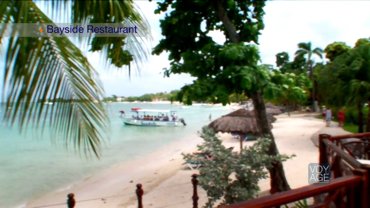 Sandals Negril Beach Resort Spa Jamaica On Voyage Tv You