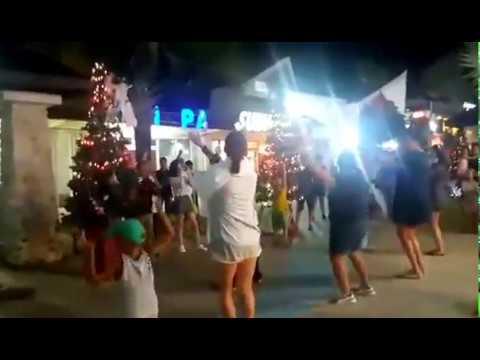 """R O G E R ( LIVE ) 2017 -  2nd of January  """" I Love Saipan """" Paseo De Marianas - 2017"""
