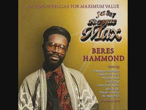 Beres Hammond - Much Have Been Said