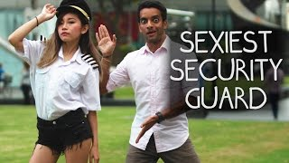 Sexiest Security Guard in Singapore??