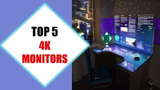 Top 5 Best 4K Monitors 2018 | Best 4K Monitor Review By Jumpy Express