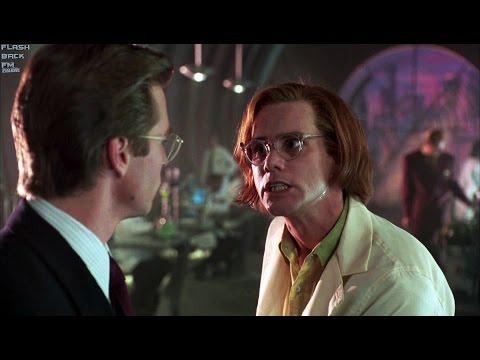Bruce Wayne meets Dr. Edward Nygma | Batman Forever