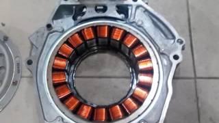 Электродвигатель Хонда инсайт