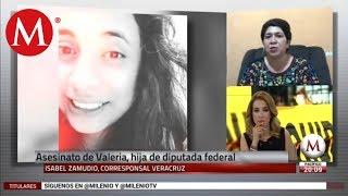 Matan a hija de la diputada federal de Morena, Carmen Medel