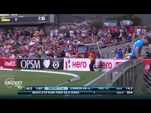 Highlights: Australia V England, Hobart