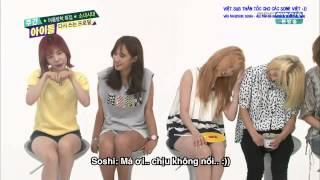 [VIỆT SUB] 150826 Weekly Idol EP213 SNSD - Part 2