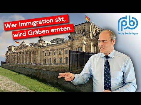 Reichstags-Graben: Schutz gegen Islamisten oder gegen das Volk? – Boehringer spricht Klartext (92)