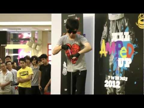 Singapore Street Festival 2012 - Asia Pacific YoYo Championships China Wong Chak Wing