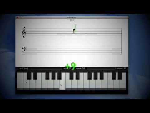 PrestoKeys - The Ultimate Piano Training Software