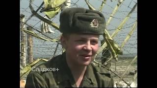 Легендарная 56-я бригада в Чечне.