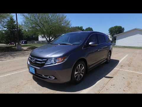 QCAutoplex.com 2016 Honda Odyssey Touring
