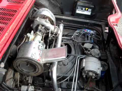 1965 Chevy Corvair Turbo Charged Engine Part Ii