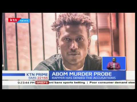 Kenneth Abom murder: Rapper \'Octopizzo\' denies claims of involvement