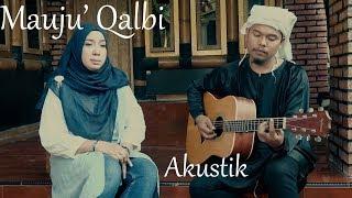 Mauju' Qalbi - Cover Akustik by Bunda Nafi (Surabaya)