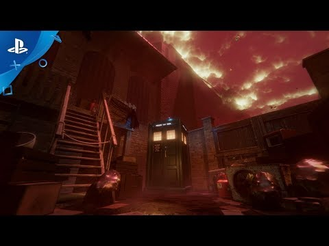 Doctor Who - The Edge of Time - Gameplay Trailer | PS VR