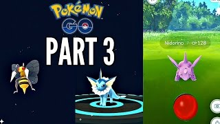 Pokemon GO Ireland Adventure Part 3 - Evolving Pokemon! (iPhone 6+ Gameplay & Vlog)