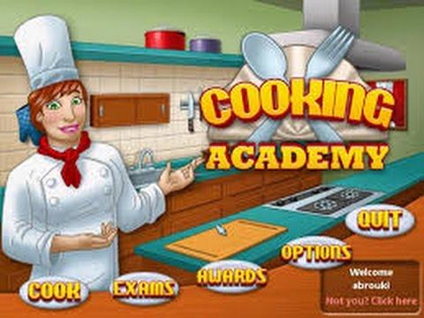 تحميل لعبة cooking academy 4 كاملة