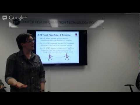 Jennifer Rexford -- Open Internet Challenges in Mobile Broadband Networks