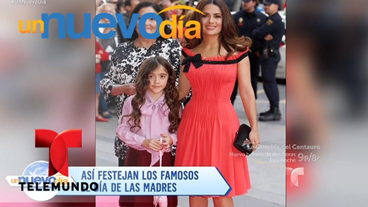 Da de la Madre: as festejan en Mxico los famosos a sus mams ...