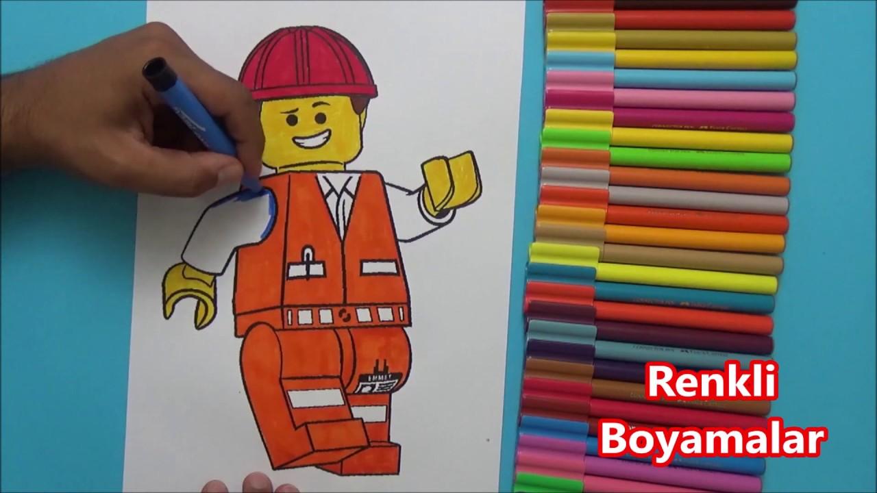 Lego Boyama Lego Boyama Sayfasi Youtube