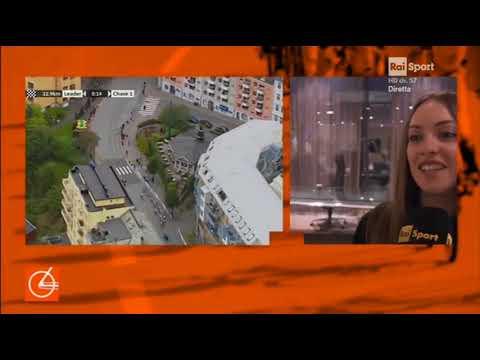 Letizia Paternoster alla vigilia Mondiale