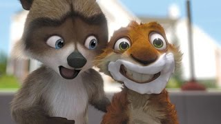Over The Hedge Full Game Movie All Cutscenes Cinematic
