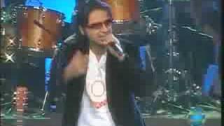 Funky & Alex Campos no vuelvo pa' tras concierto Expolit