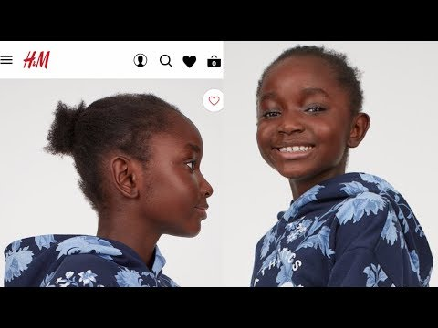 H&M CALLED OUT for Promoting Model with Messy 4C Natural Hair