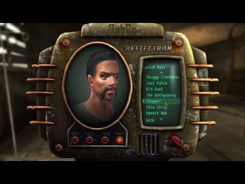 Fallout New Vegas gameplay #1 fresh in the nevada desert XD