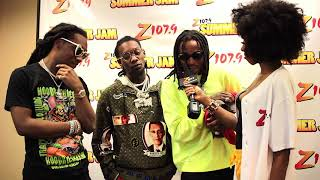Takeoff Rapper family