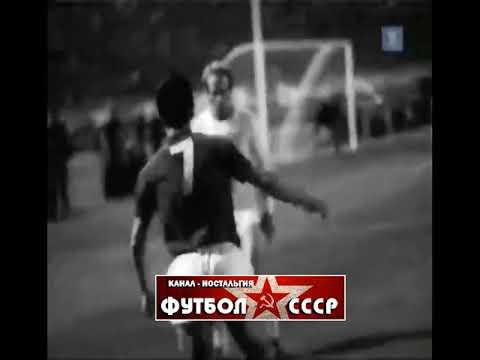 1973 Арарат (Ереван) - Зенит (Ленинград) 3-2 Чемпионат СССР по футболу, обзор 2