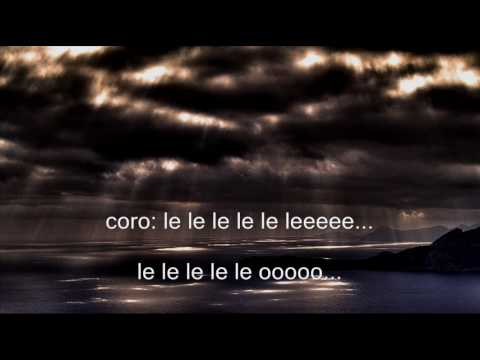 Noite da Saudade with lyrics - Capoeira music